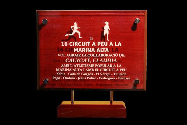 Circuit Marina Alta 2012