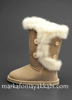 UGG boots foxy naturel markafoni ayakkabıları