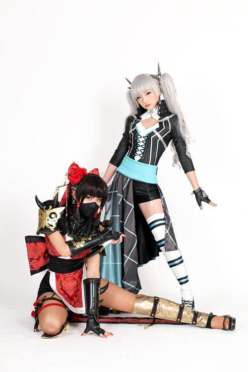 Kiều nữ Miyuko hút hồn với cosplay Cyphers 20