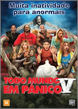 Filme Poster Todo Mundo em Pânico 5 DVDRip XviD Dual Audio & RMVB Dublado