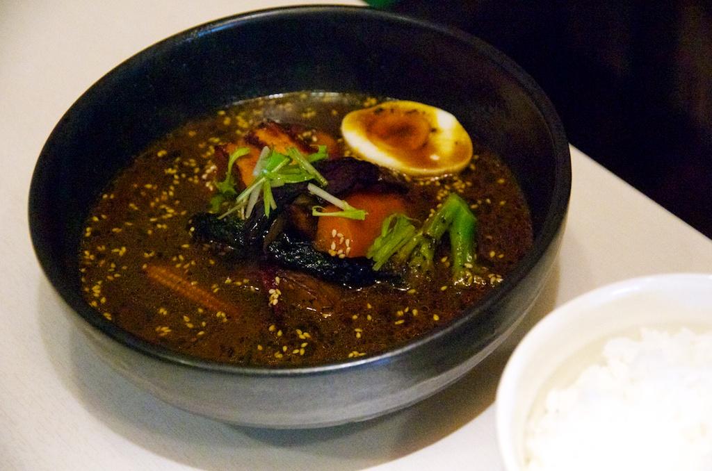 トンコツスープ