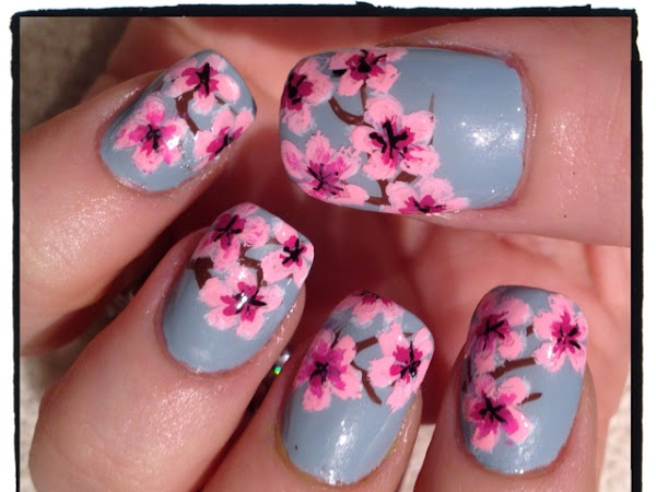 Day 117 - Cherry Blossoms