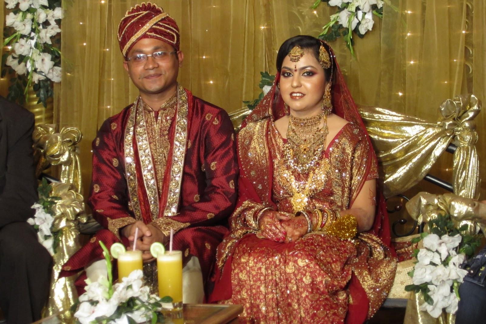 Beyond the Cornfields: Bangla Wedding
