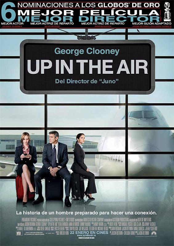 Up in the Air (Jason Reitman, 2.009)