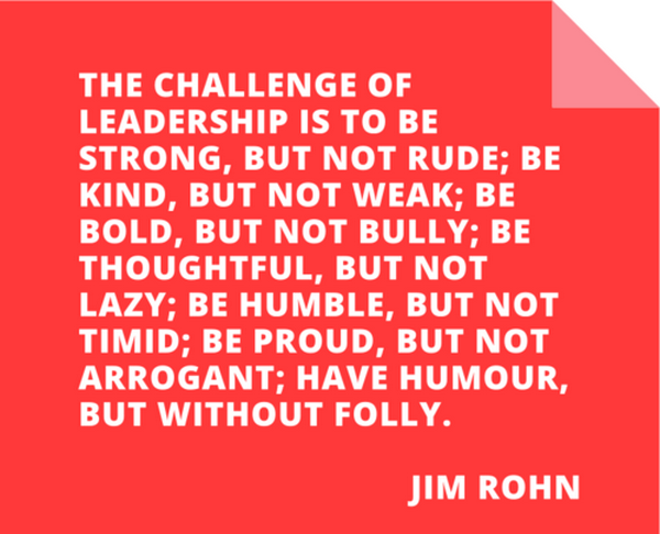 sayings about leadership