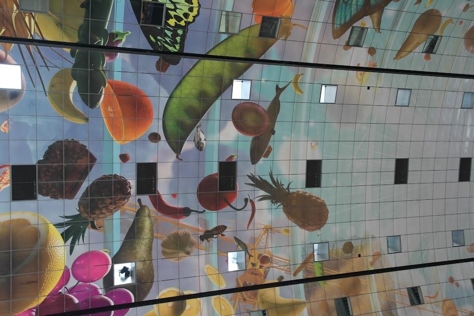 Rotterdam specchi