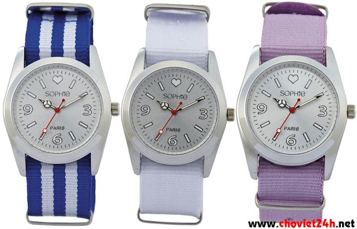 Đồng hồ nữ Sophie Oxy Lady - WPU210