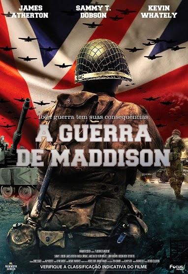 A Guerra de Maddison DVDRip XviD Dual Audio e RMVB Dublado