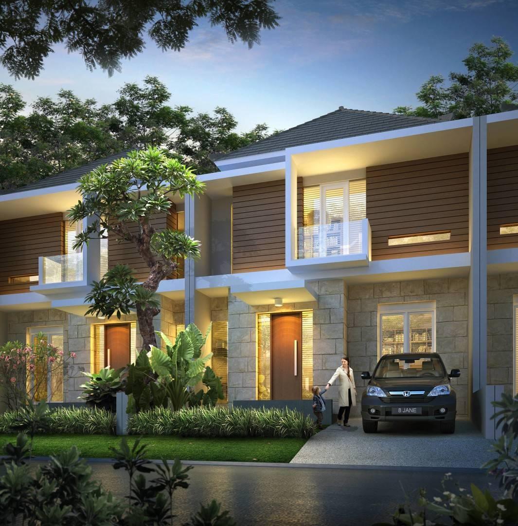 warna rumah minimalis yang bagus dengan batu alam