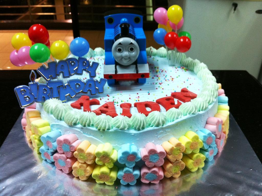 Haven Bakery Kaiden Birthday Cake