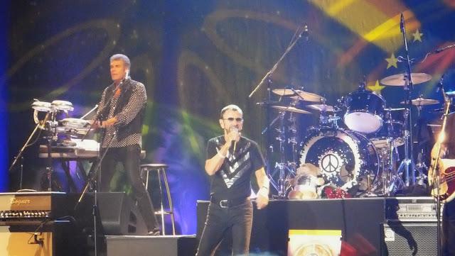 Ringo Starr, Luna Park, Buenos Aires, Argentina, 2013, Elisa N, Blog de Viajes, Lifestyle, Travel