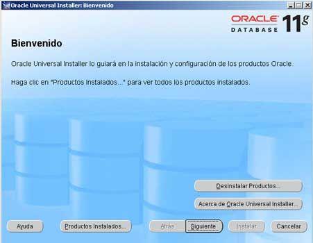 Instalar Oracle Client 11g en equipo con Windows XP