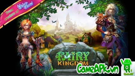 Fairy Kingdom HD v1.3.8 hack full tiền cho Android
