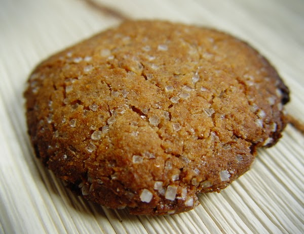 Coconut Almond Sugar Cookie