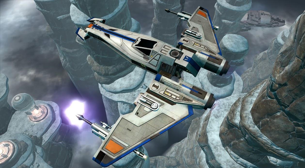 Galactic Starfighter 3