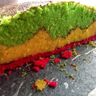 Ombak Rindu cake