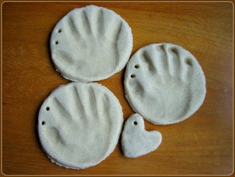 Rankų darbo dovana, kurią gali pagaminti net dvimetis