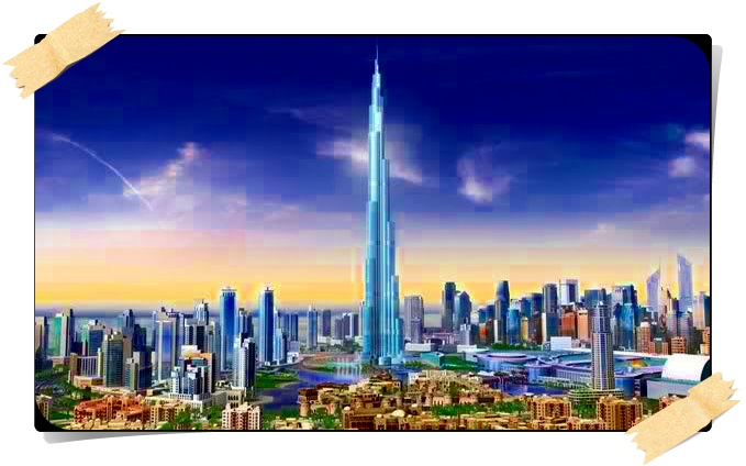 Witty Nity Dubai The City Of Dreams In 2050