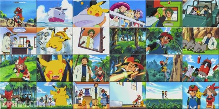 Ảnh trong phim Bảo Bối Thần Kỳ 7 - Pokemon Season 7 2
