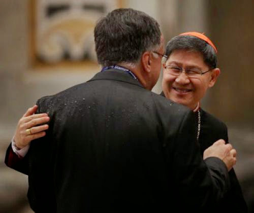 Asias Humble Candidate For Pope Cardinal Tagle