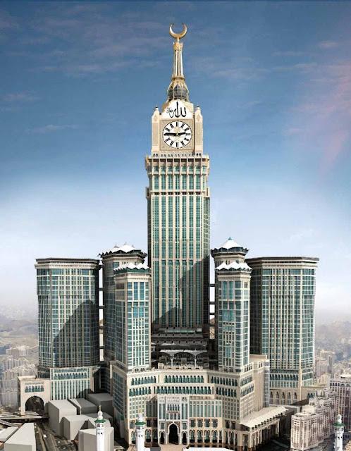 terceiro prédio mais alto do mundo