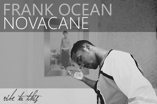 ... frank ocean...