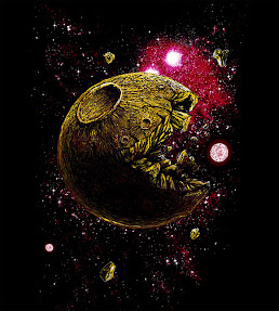 pacmoon by choubaka360 Top 20 PAC Man Gaming Shirts