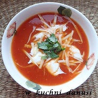 zupa krem pomidorowy