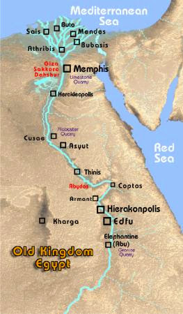 Old Kingdom Egypt