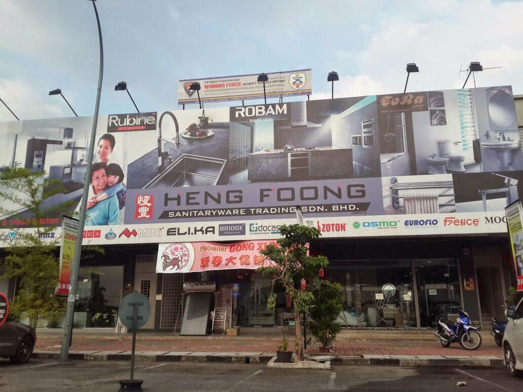 Ni Kedainya Heng Foong Area Hotel Grand Alora Atau Tesco Mergong Alor Setar