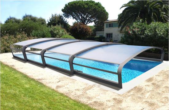 Cubrir piscinas.