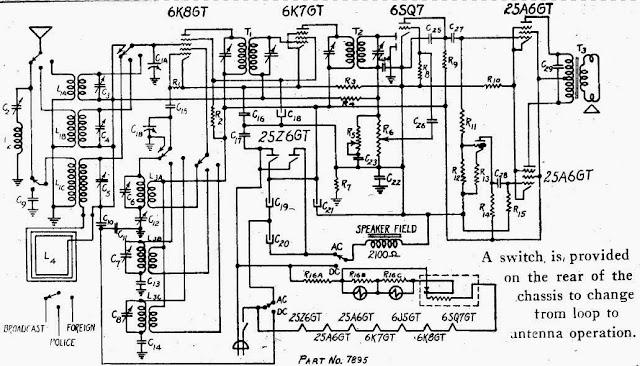 1930s vintage detrola 335 radio repair