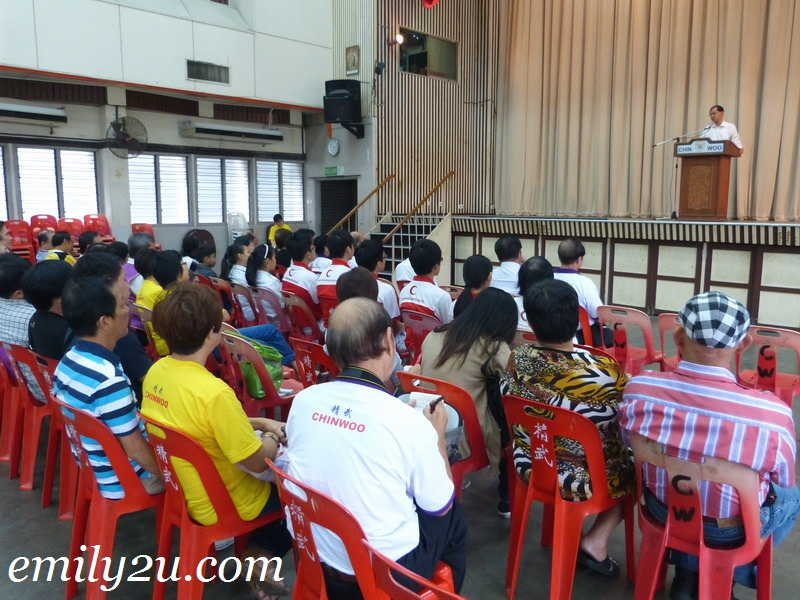Ipoh Chinwoo 87th Blood Donation Campaign