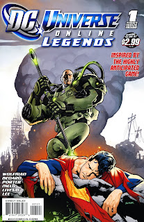 DC Universe Online Legends #1 - Comic of the Day