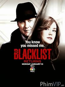 Danh Sách Đen 2 - The Blacklist Season 2 poster