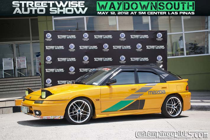 StreetWise Auto Show 2012 Part 2 Custom Pinoy Rides pic6