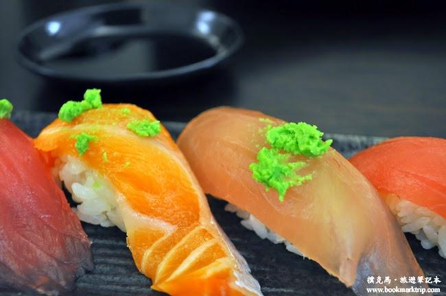 淞山亭壽司生魚片