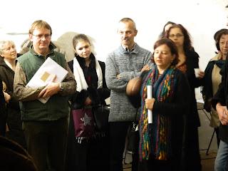 Výstavu zajímavě uvedla Phdr.Hana Klínková