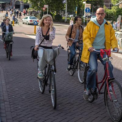Radverkehr in Amsterdam