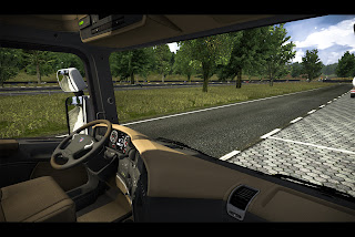Euro truck simulator 2 2-2