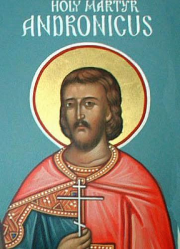Martyr Andronicus At Tarsus In Cilicia