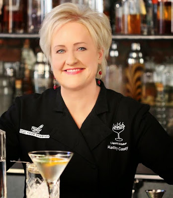 Kathy Casey herself, Photo by Kathy Casey Liquid Kitchen®