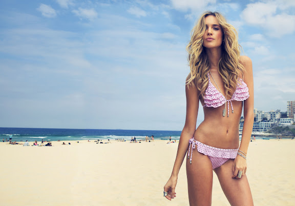 Baku Swimwear Australia - Ginja Collection 2012