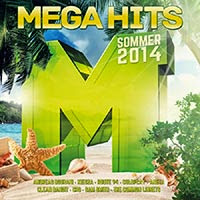 Capa do CD Mega Hits Sommer 2014