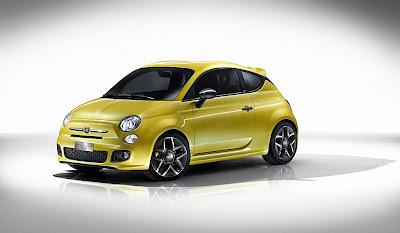 Fiat 500 Zagato Coupe concept