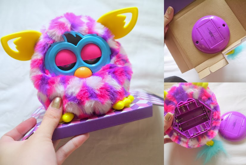 New Improved Furby 2013
