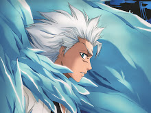 awsome badass Hitsugaya Toshiro Wallpaper