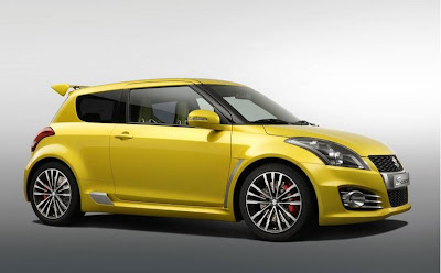 Suzuki Swift Concept-S