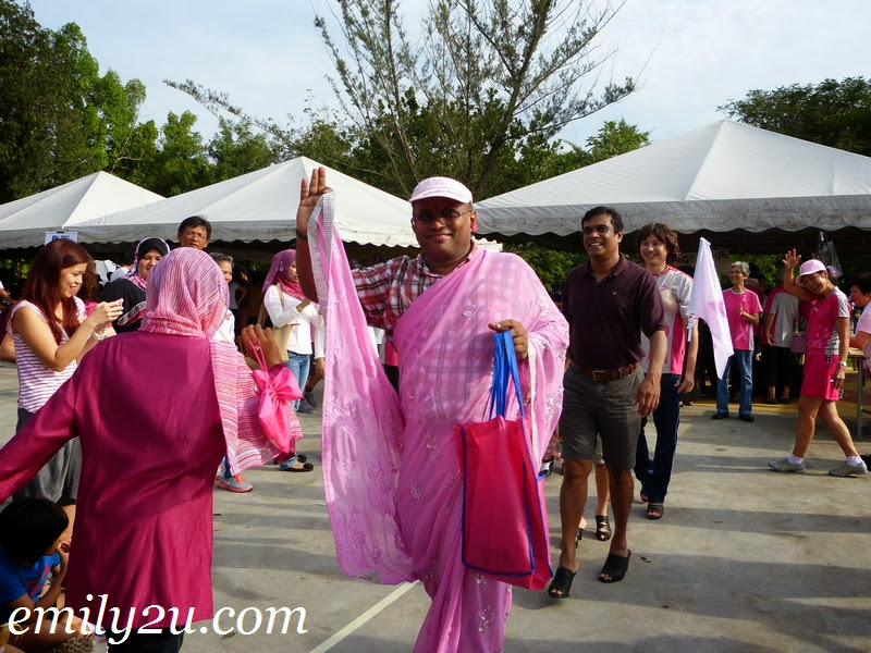 Pink October Carnival