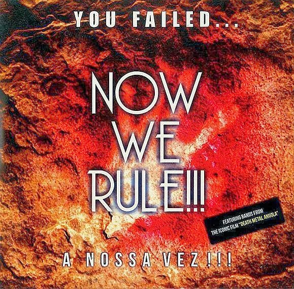 YOU FAILED... NOW WE RULE!!! A NOSSA VEZ!!! | CUBE RECORDS Angola 2014